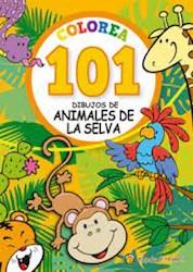 Papel Colorea 101 Dibujos De Animales De La Selva
