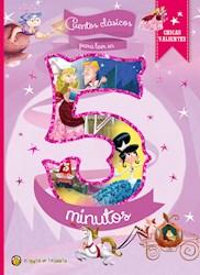 Libro Cuentos Clasicos Para Leer En 5 Minutos : Chicas Valientes