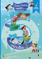 Libro Cuentos Clasicos Para Leer En 5 Minutos : Chicos Audaces