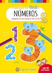 Libro Practico En Casa : Numeros