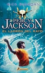 Papel Percy Jackson  1 El Ladron Del Rayo