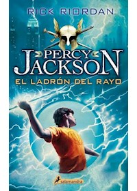 Papel Percy Jackson El Ladrón Del Rayo