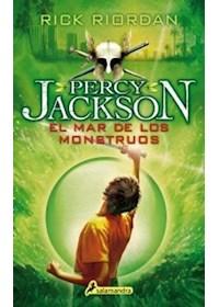 Papel Percy Jackson, El Mar De Los Monstruos
