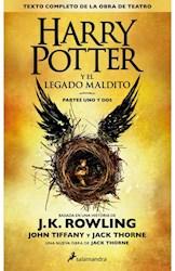 Libro Harry Potter Y El Legado Maldito