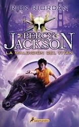 Papel Percy Jackson 3 La Maldicion Del Titan