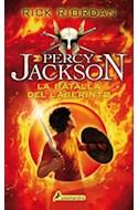 Papel PERCY JACKSON Y LOS DIOSES DEL OLIMPO 4 LA BATALLA DEL LABERINTO (COL. SALAMANDRA NOVELA JUVENIL)