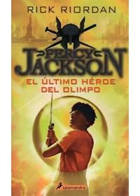 Papel Percy Jackson, El Último Héroe Del Olimpo