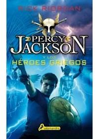 Papel Percy Jackson Y Los Héroes Griegos