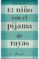 Papel NIÑO CON EL PIJAMA DE RAYAS (COLECCION NOVELA)