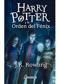 Papel Harry Potter (V) Y La Orden Del Fenix