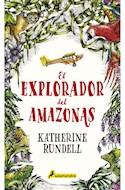 Papel EXPLORADOR DEL AMAZONAS (COLECCION JUVENIL) [ILUSTRADO]
