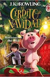 Libro El Cerdito De Navidad