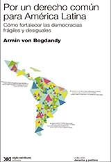 Libro Por Un Derecho Comun Para America Latina