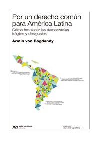 Papel Por Un Derecho Comun En America Latina