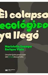 Papel COLAPSO ECOLOGICO YA LLEGO