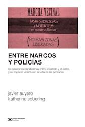Libro Entre Narcos Y Policias