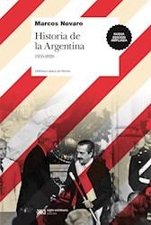 Libro Historia De La Argentina 1955 - 2020