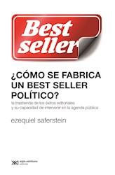 Libro Como Se Fabrica Un Best Seller Politico?
