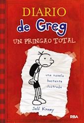 Libro Diario De Greg 1: Un Renacuajo