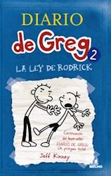 Libro Diario De Greg 2: La Ley De Rodrick