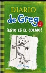Libro Diario De Greg 3. Esto Es El Colmo!