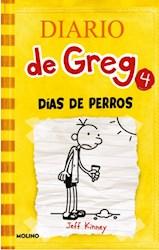 Libro Diario De Greg 4. Dias De Perros