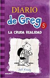 Libro Diario De Greg 5: La Cruda Realidad