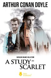 Libro A Study In Scarlet (Ingles)