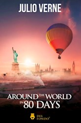 Libro Around The World In Eighty Days (Ingles)