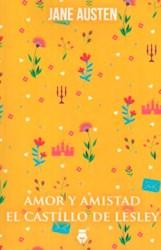 Libro Amor Y Amistad - El Castillo De Lesley