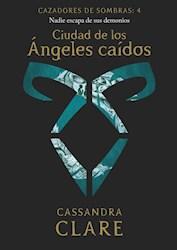 Papel Cazadores De Sombras 4 Ciudad De Los Angeles Caidos Pk