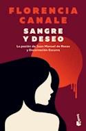 Papel SANGRE Y DESEO LA PASION DE JUAN MANUEL DE ROSAS Y ENCARNACION EZCURRA (BOLSILLO)