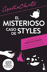 Papel Misterioso Caso De Styles Edicion 100 Años