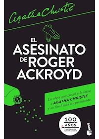 Papel El Asesinato De Roger Ackroyd