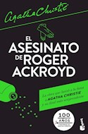Papel ASESINATO DE ROGER ACKROYD (BOLSILLO)