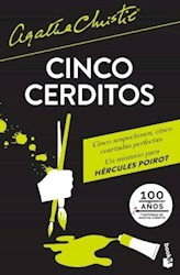 Libro Cinco Cerditos
