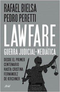 Libro Lawfare Guerra Judicial - Mediatica