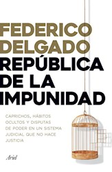 Libro Republica De La Impunidad