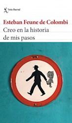 Libro Creo En La Historia De Mis Pasos