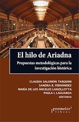Libro El Hilo De Ariadna