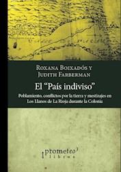 Libro El Pais Indiviso