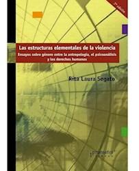 Libro Estructuras Elementales De La Violencia