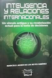 Libro Inteligencia Y Relaciones Internacionales