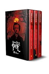 Libro Cuentos Y Poemas Completos De Poe (3 Volumenes)