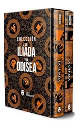 Libro Coleccion La Iliada Y La Odisea (2 Volumenes)