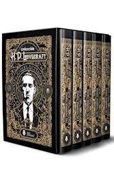 Papel Cuentos Completos Caja Por 5 Tomos Lovecraft