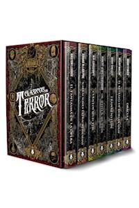 Libro Clasicos Del Terror  (7 Volumenes)
