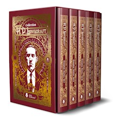Libro H.P. Lovecraft Complete Collection (5 Books )