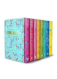 Papel Obras Completas De Jane Austen (Nueva) 8 Volumenes