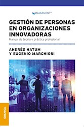 Libro Gestion De Personas En Organizaciones Innovadoras